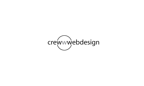 crewwebdesign_logo - graphic design