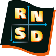 rnsd logo - graphic design